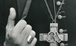 Das Erste Pectorale Des Weihbischofs Weider Und Sein Ring