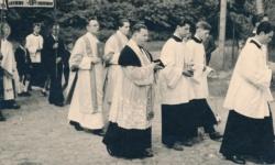 Diakon Ernst Dickenscheid Und Pfr. Georg Reibeck