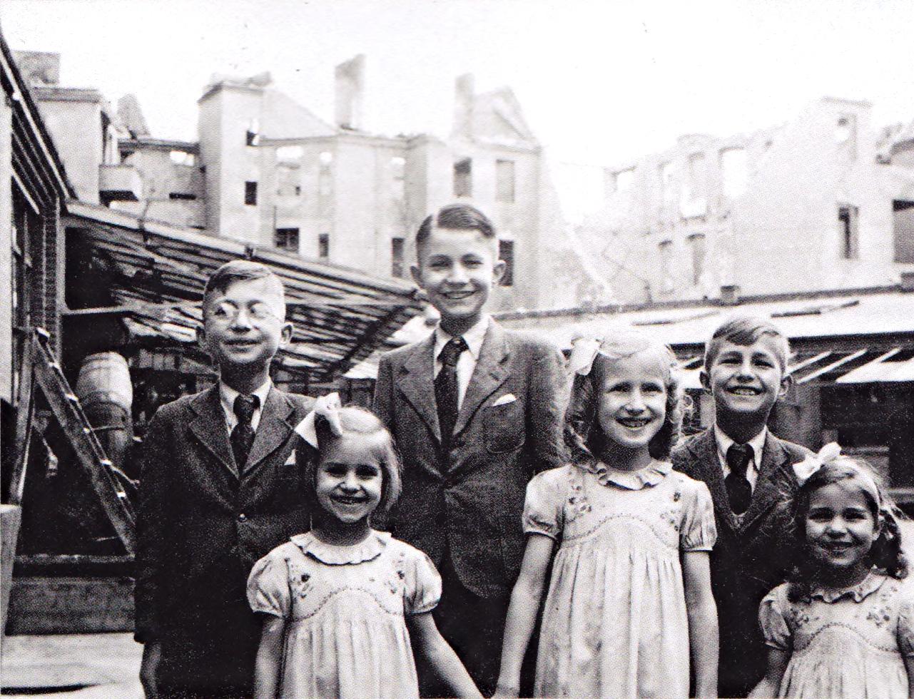 1946 - Rückzug Nach Weißensee