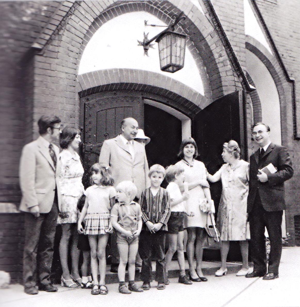 1971 - Erstkommunion Des Neffen Jakob