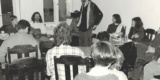 1994 Eröffnung Des Begegnungstreffs Die Oase In Treptow