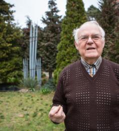 Herr Gläser, Potsdam Bornim